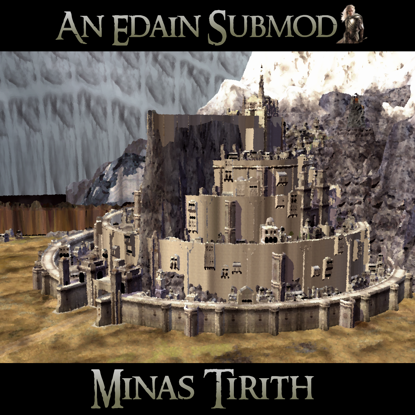 Minas Tirith NEW pic