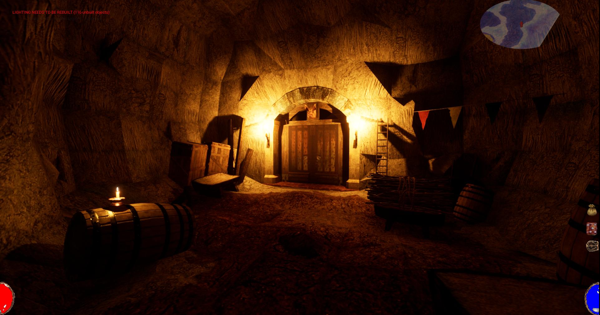 Arx Fatalis Unreal Engine 4 Remastered