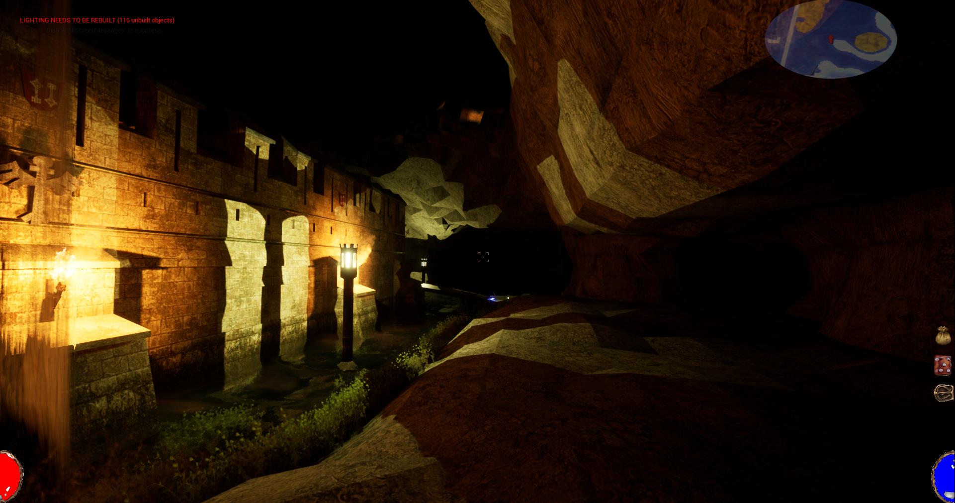 Arx Fatalis Unreal Engine 4