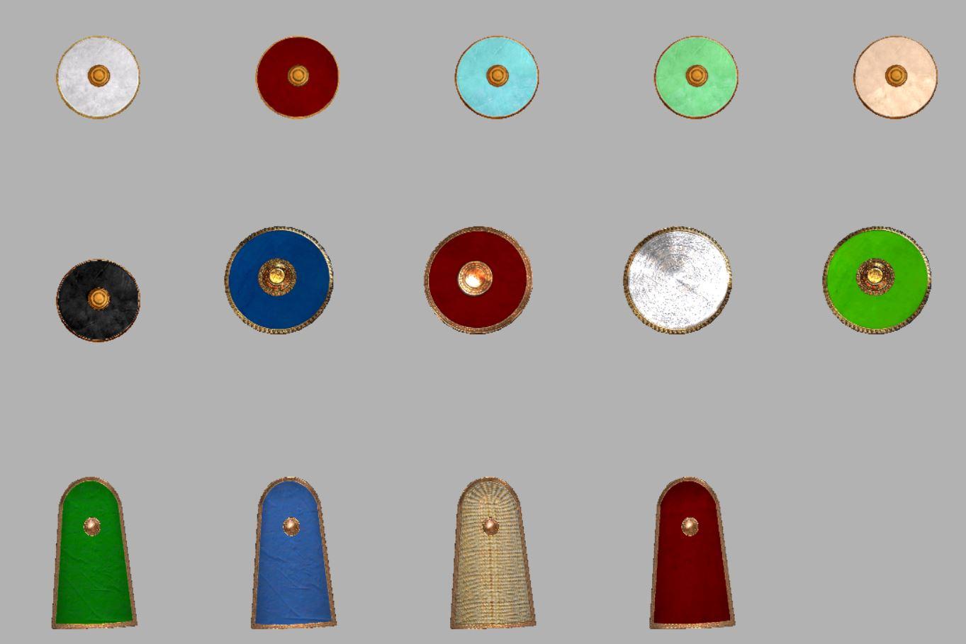 assyrian 612 shields