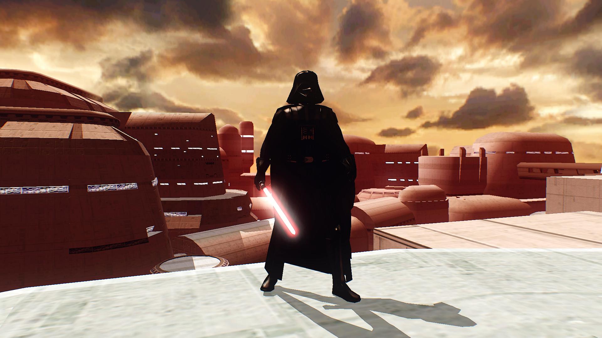 Darth Vader 2017 Hd Graphics Mod Harrisonfog