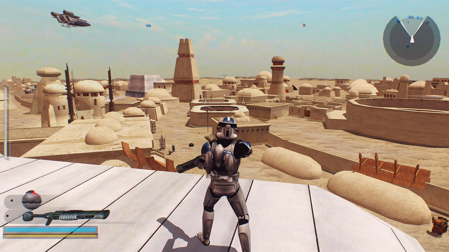 Clone Wars 2017 Hd Graphics Mod Harrisonfog