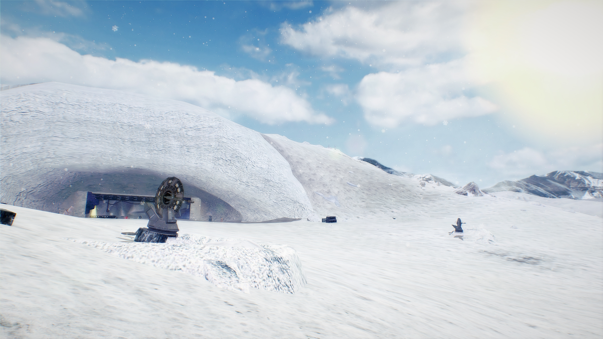 Realistic Hoth