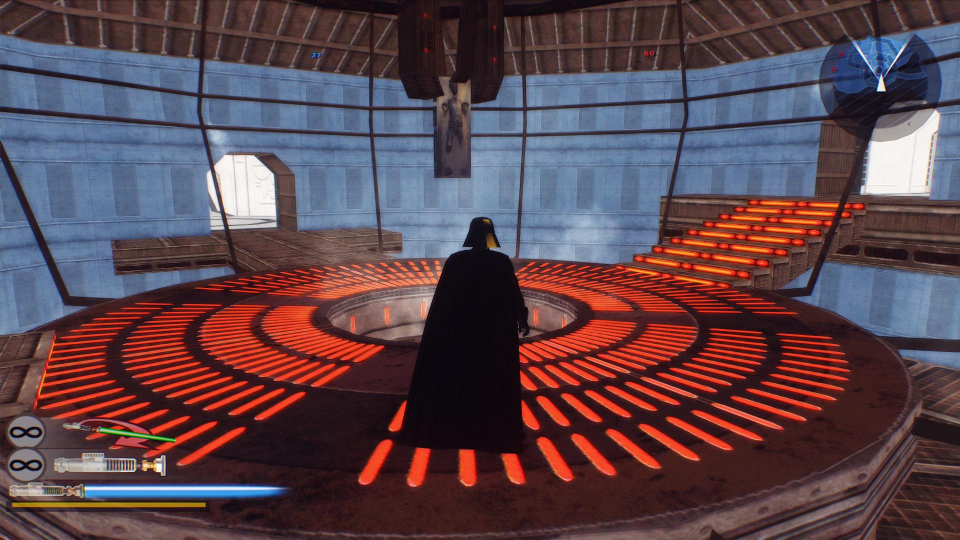 Battlefront 2 Darth Vader Bespin 2017 Graphics Mod