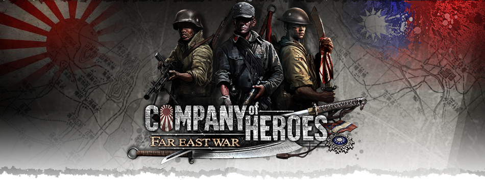 Company Of Heroes Far East War Mod Mod Db