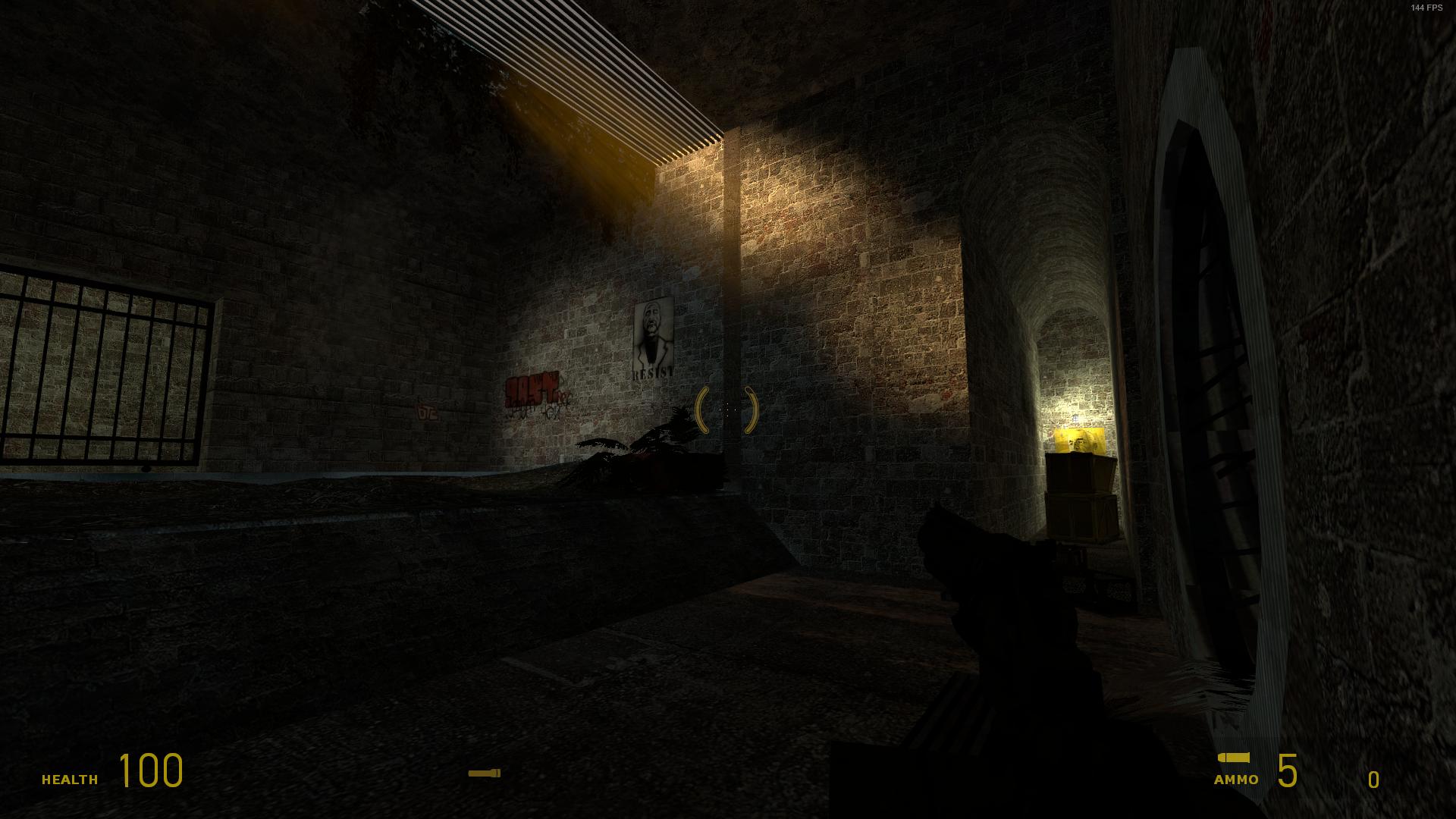 Half-Life 2: Unforeseen Circumstances Episode One mod - Mod DB