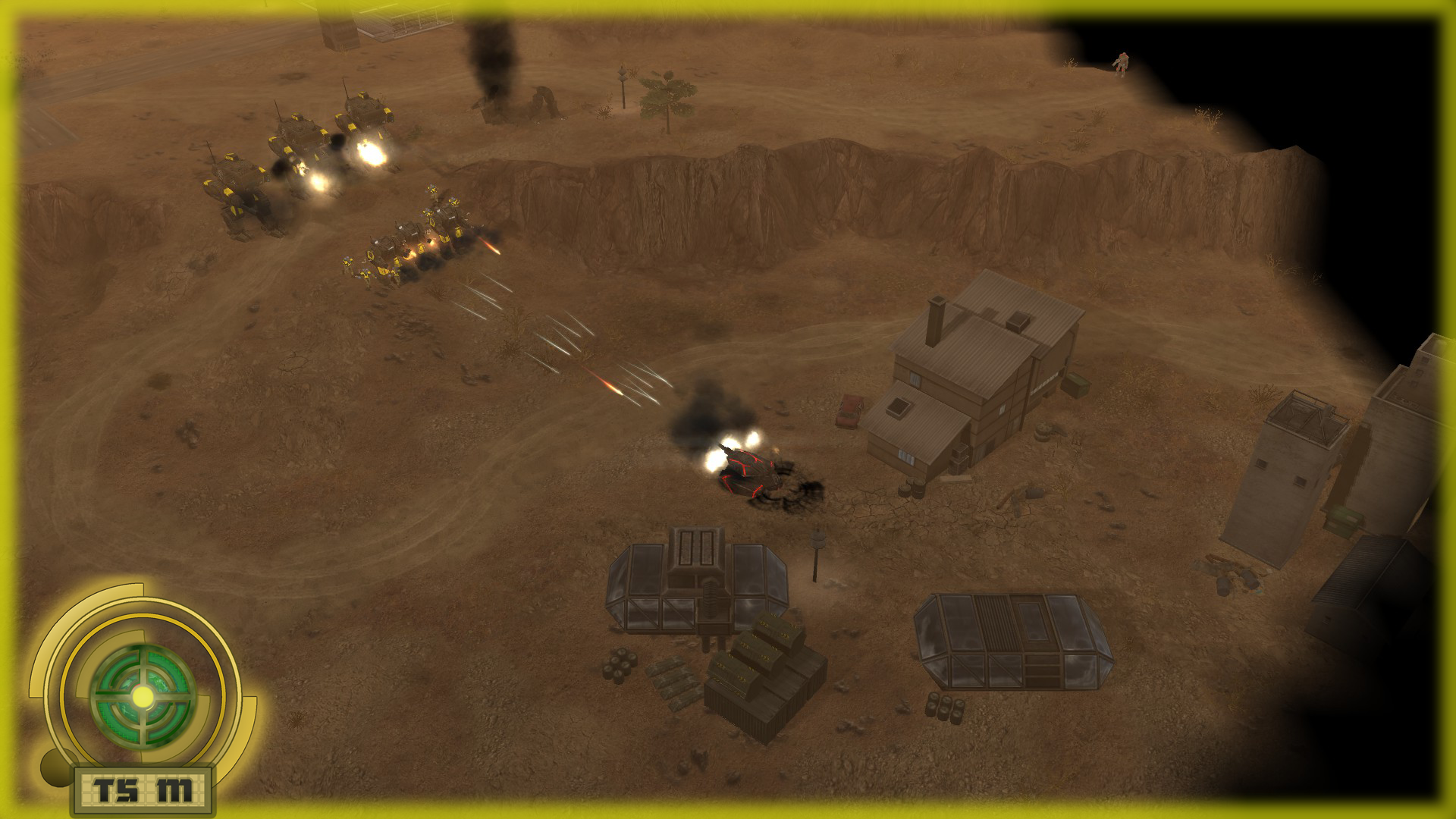 TSM: Data Update - 4 news - Tiberian Sun Missions (TE) mod for C&C3