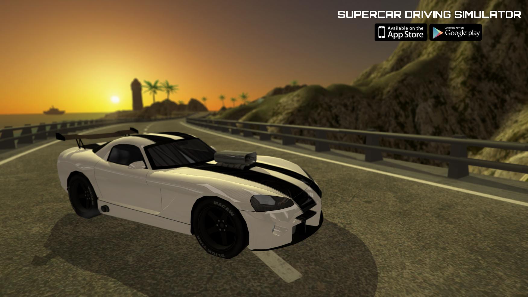 Supercar Driving Simulator