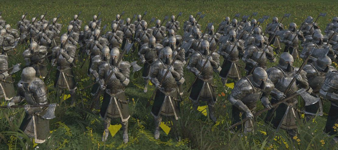 chosen axemen
