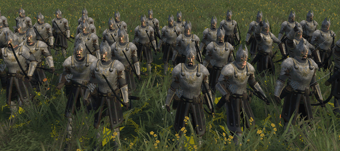 heavy archers