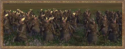 Gondor Archers info