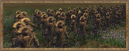 Gondor Bodyguard info