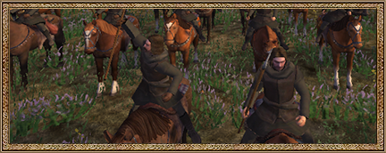 Gondor Cavalry Militia info