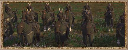 Gondor Cavalry info