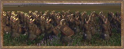 Gondor Infantry info