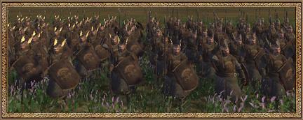 Gondor Spearmen info