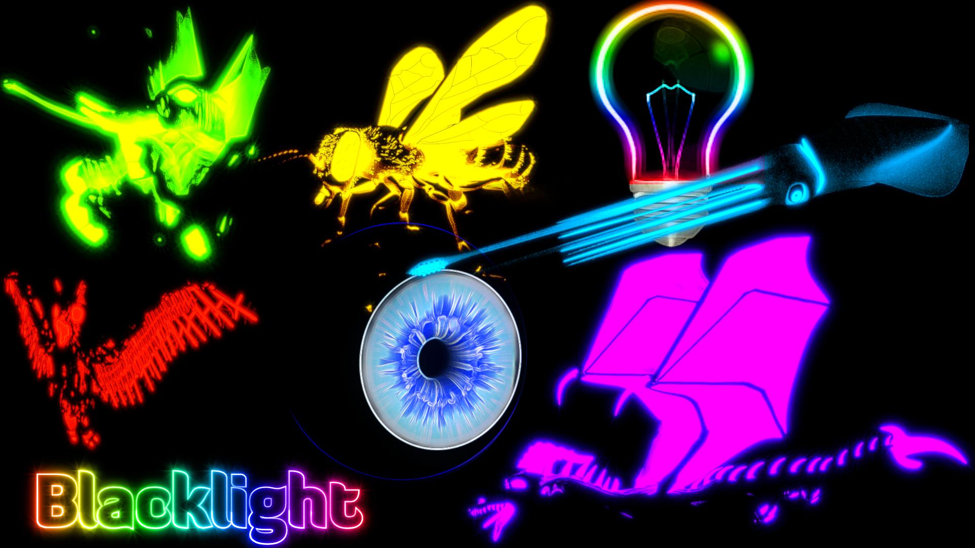 Oc Blacklight