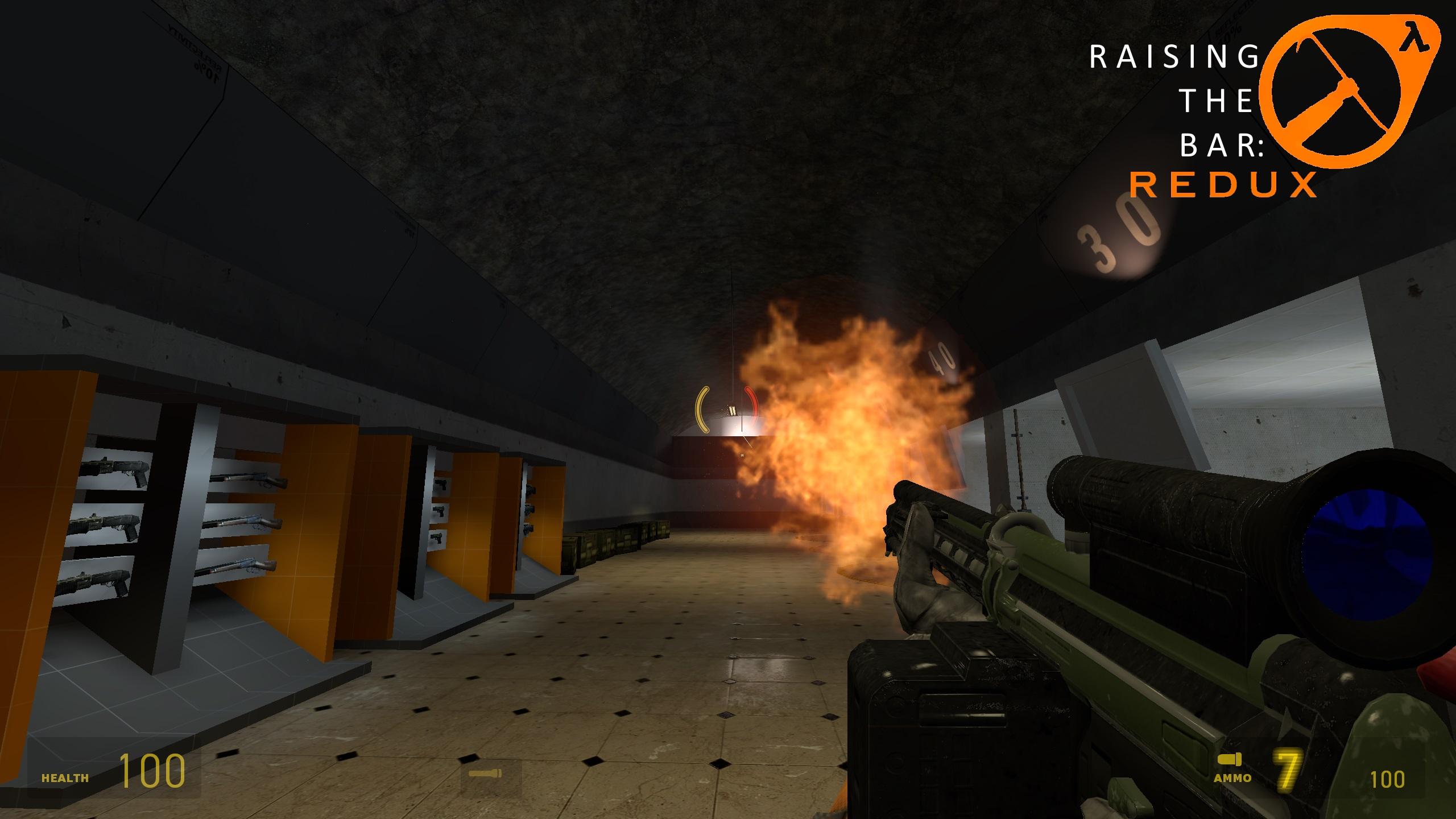 machinegun arms