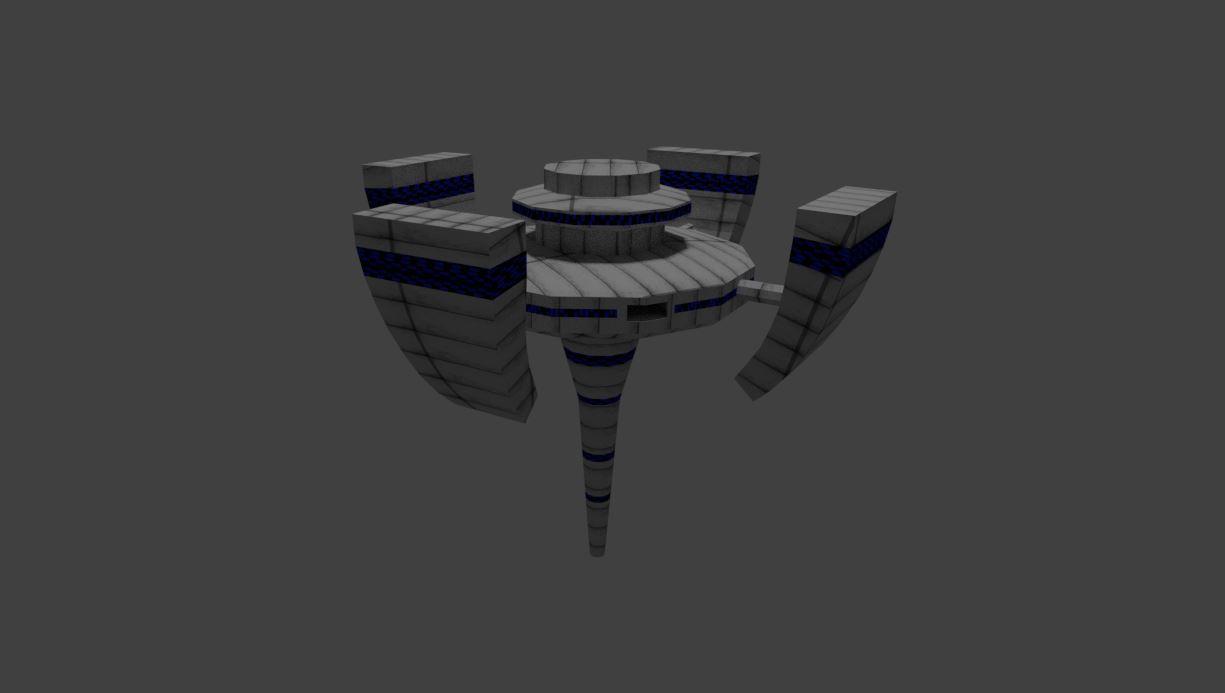Republic Outpost Campaign Model
