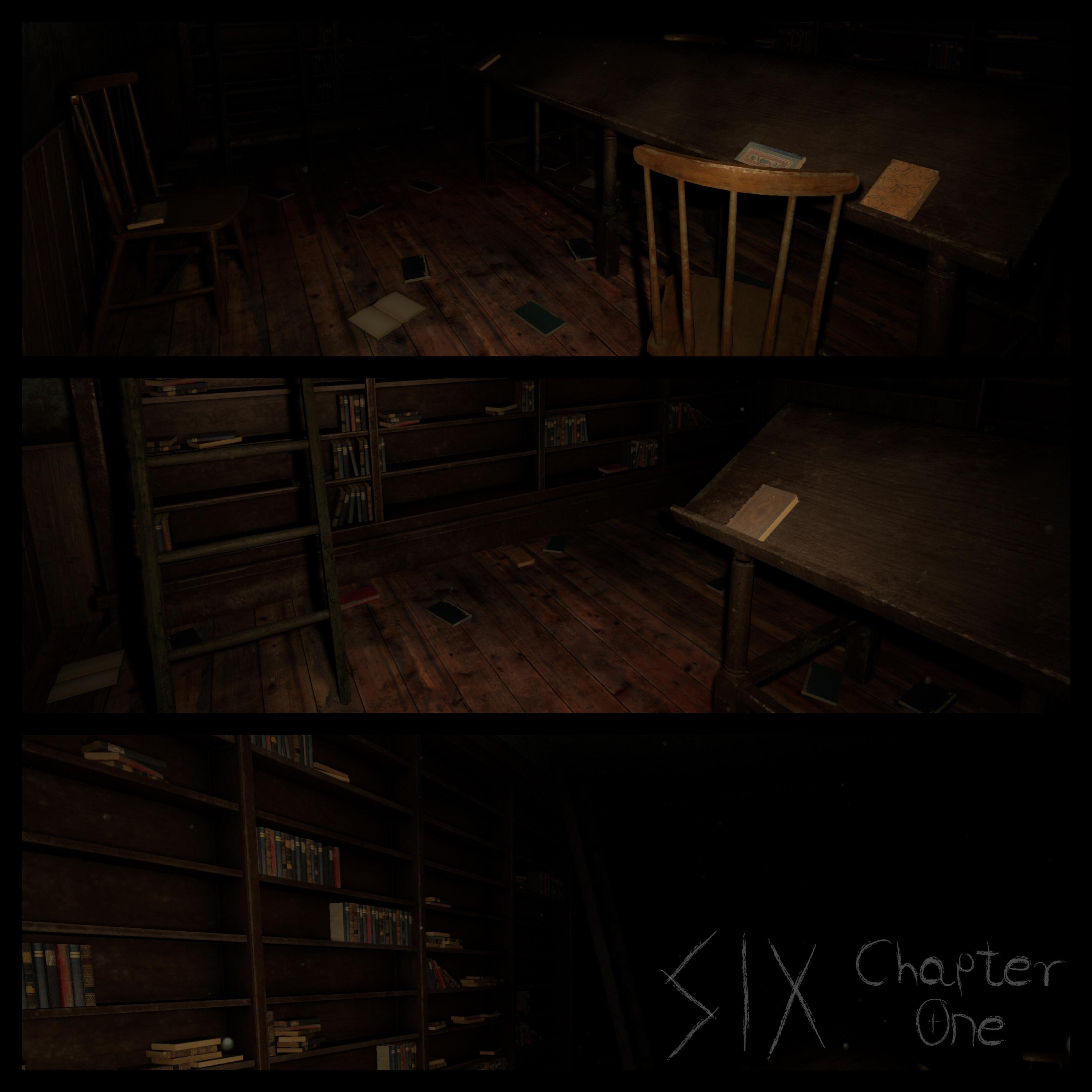 Library Room Screenshots