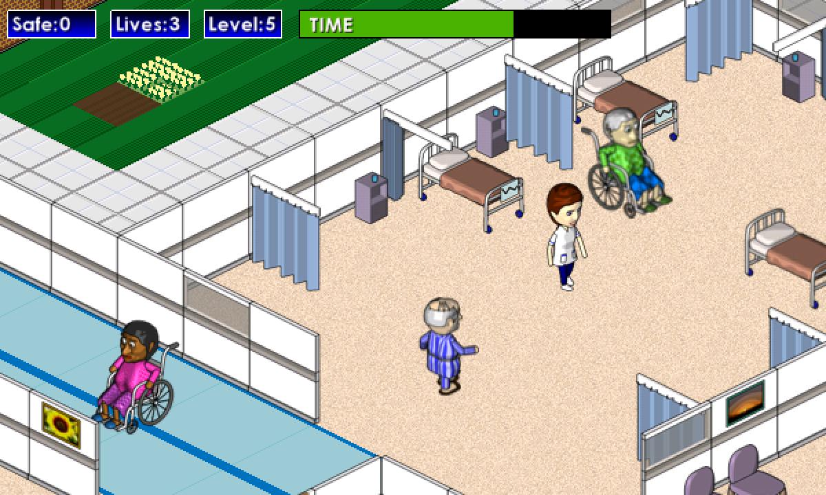 AltTimers Game - Hospital Level