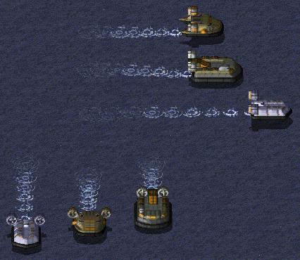 Yuri, Soviet and Allied.