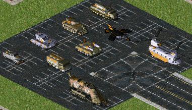Various new vehicle graphics.
