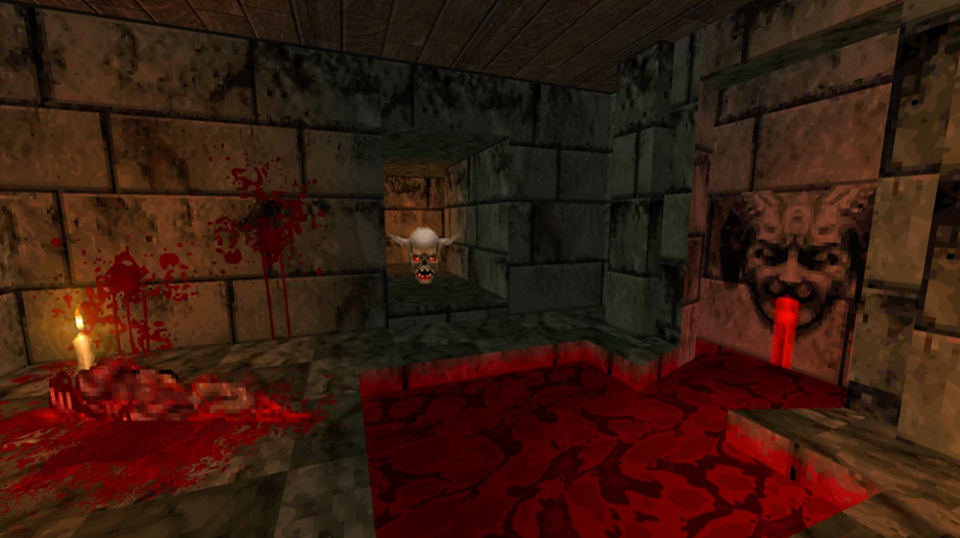 blood booth