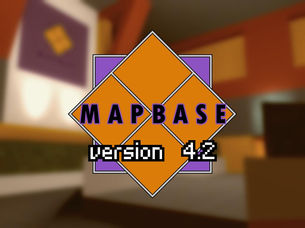 Mapbase Version 4.2