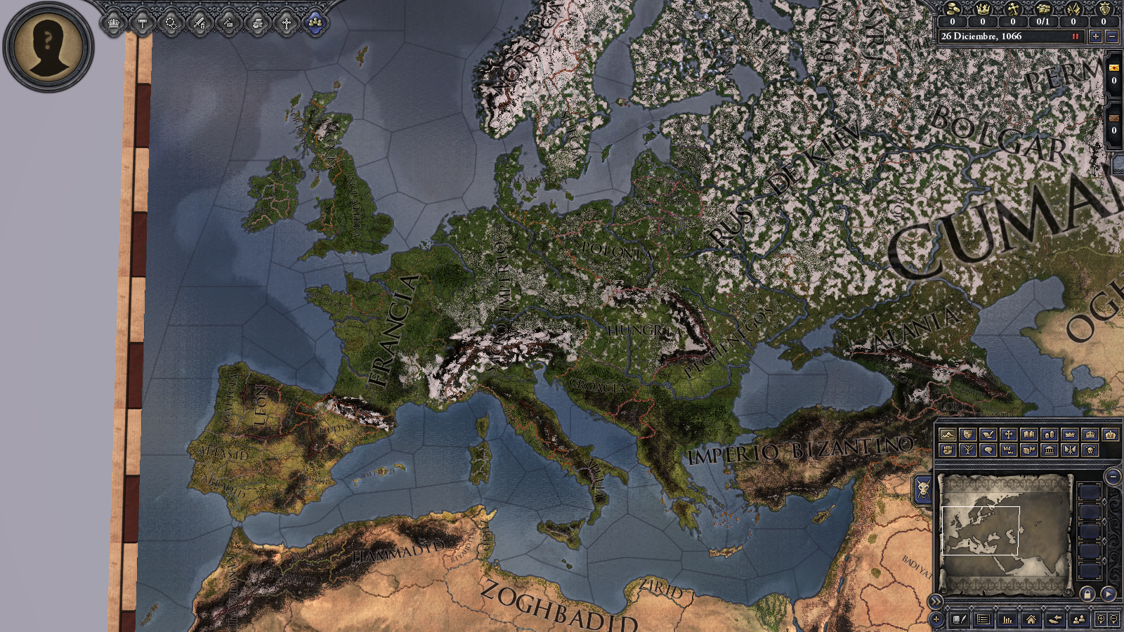 New Map! news - More Bloodlines mod for Crusader Kings II - Mod DB