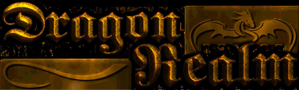 DragonRealm Logo LARGE