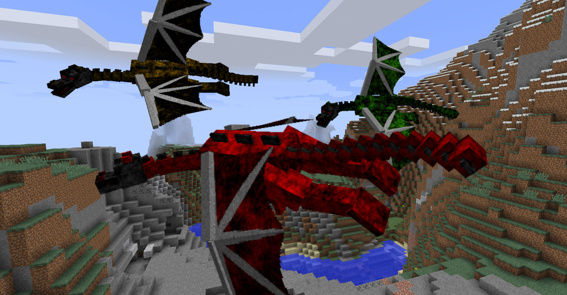 Dragons Feature