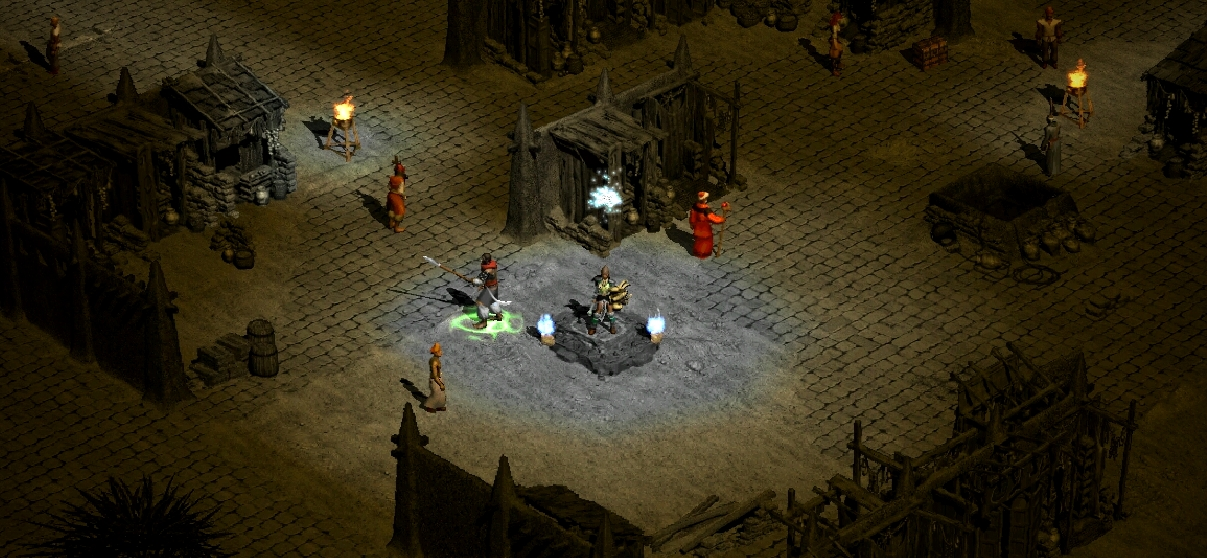 The Forces of Darkness mod for Diablo II: Lord of
