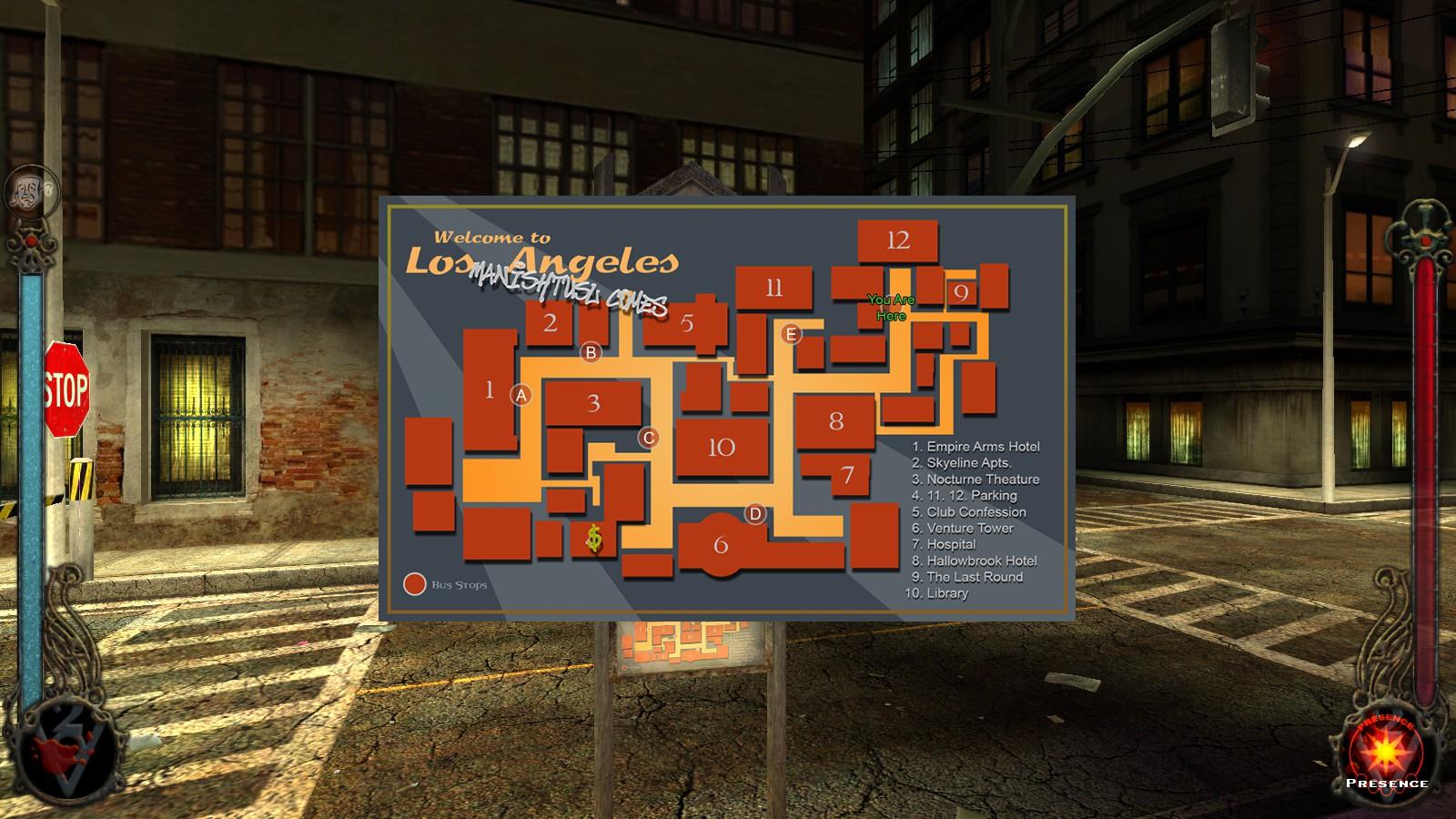 Downtown map: Manishtusu comes