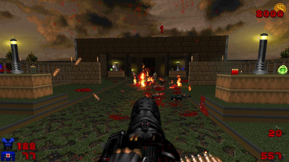 Screenshot Doom 20190421 105924