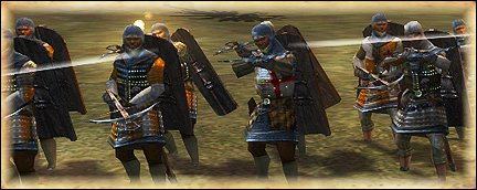 genoese crossbowmen