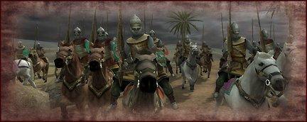 ghulam cavalry
