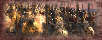 heavy spearmen