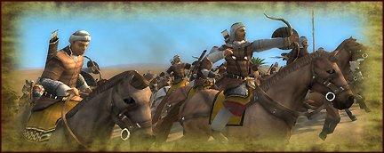 mamluk archers