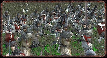 militia serjeants