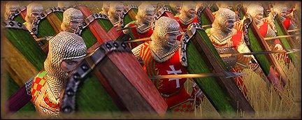 pavise spear militia