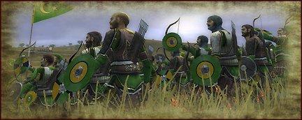 turkish archers