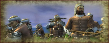 turkish crossbowmen