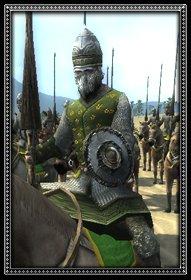 turkish ghulam cavalry