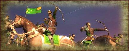 turkish horse archers