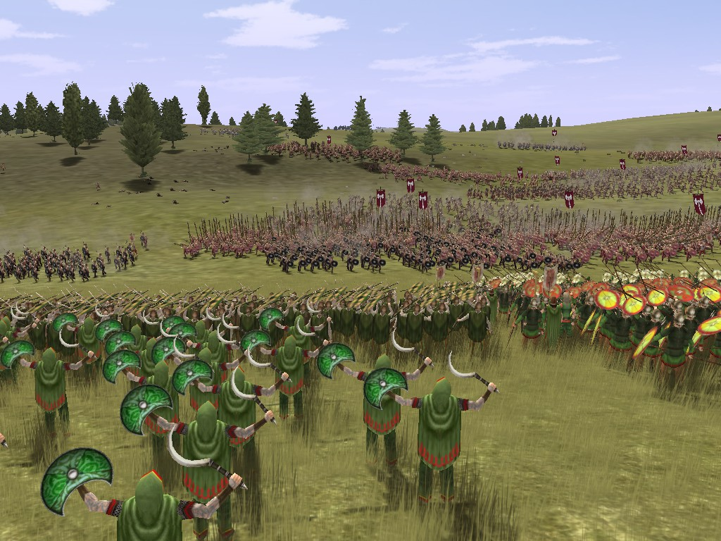 Awaiting Germanic Horde