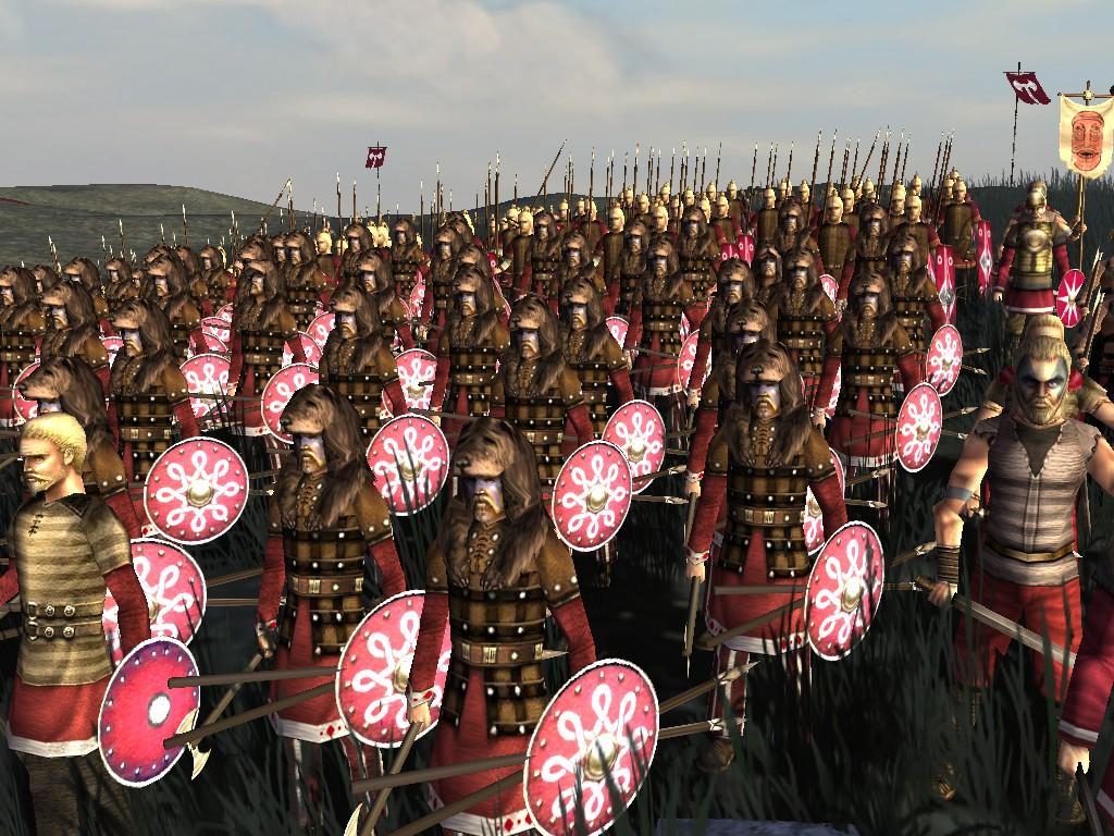 Bear Warriors await their orders