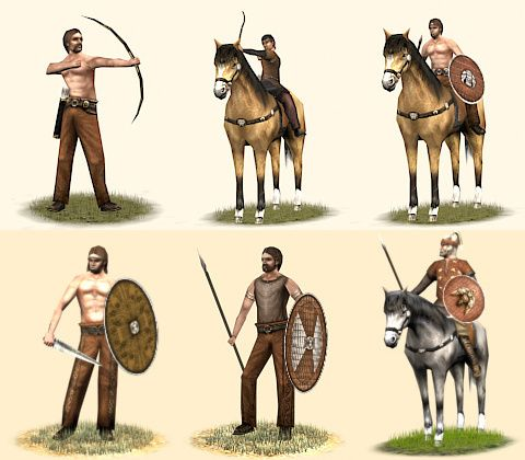 Dacian Units