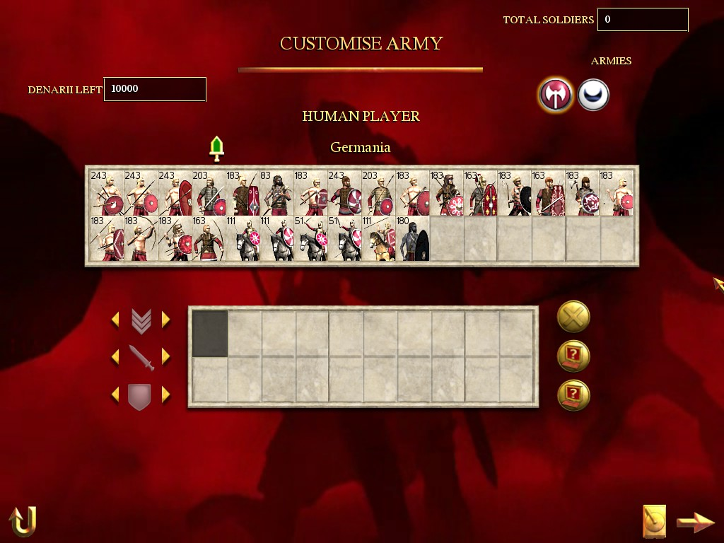 Germanic Roster