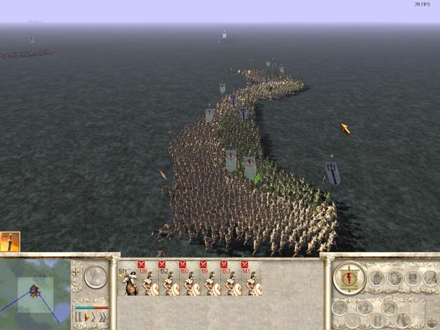 Hoplite Battle